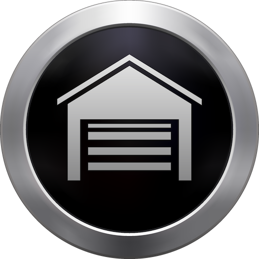 GarageMate2.1 (receivers purchased prior to 2014) logo
