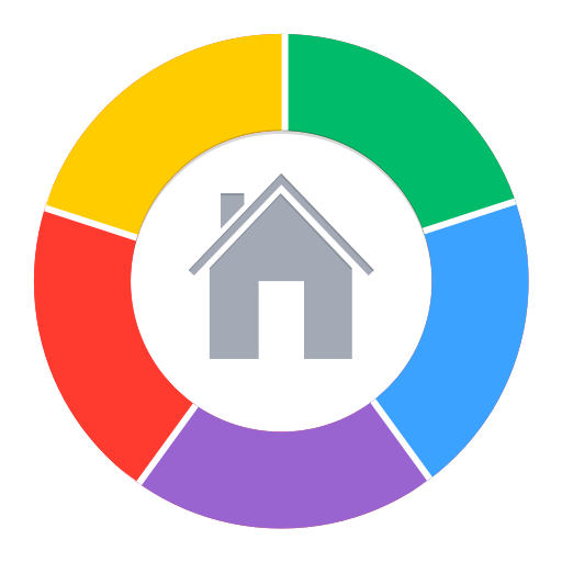 Home Budget with Sync logo