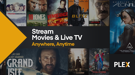 Plex Stream Free Movies amp Watch Live TV Shows Now 8.23.1.28053 preview 1
