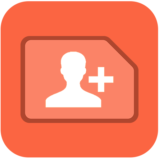 SIM Contacts Manager logo