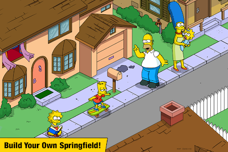 The Simpsons Tapped Out 4.52.0 preview 1