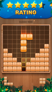 Wooden 100 Block Puzzle – Classic Wood Brain Game 2.6.2 preview 1